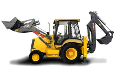 XT873挖掘装载机