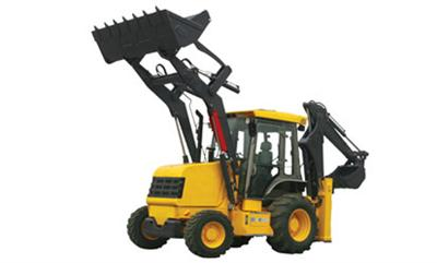 XT876挖掘装载机