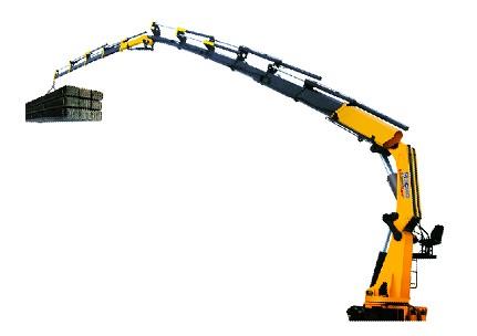 SQZ500k折臂式随车起重机