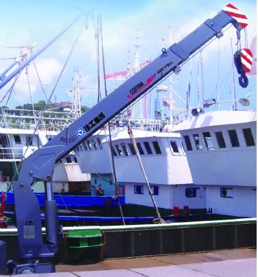 CQS300C船用随车起重机