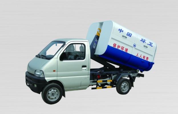 XZJ5020ZXXA4车厢可卸式垃圾车