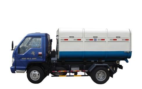 XZJ5041ZXX车厢可卸式垃圾车