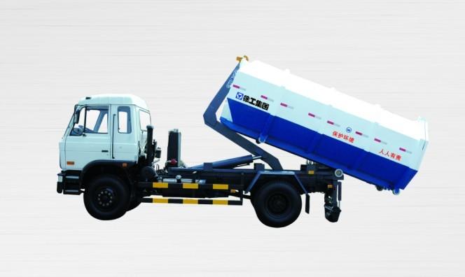 XZJ5100ZXX车厢可卸式垃圾车