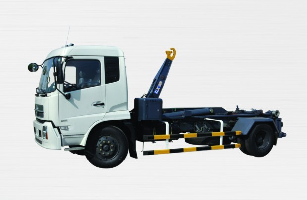 XZJ5160ZXX车厢可卸式垃圾车