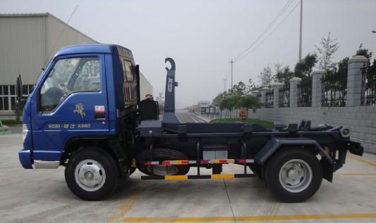 XZJ5061ZXX车厢可卸式垃圾车