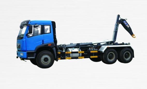 XZJ5252ZXX车厢可卸式垃圾车