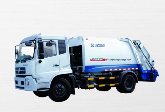 XZJ5121ZYS压缩式垃圾车