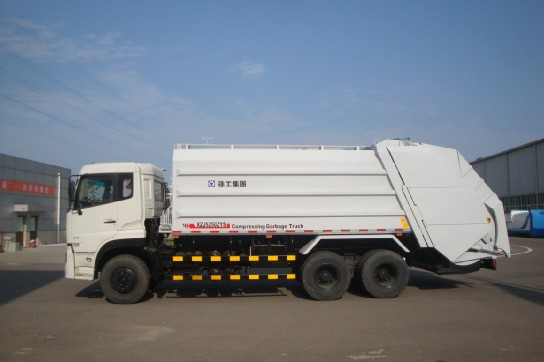 XZJ5250ZYS压缩式垃圾车