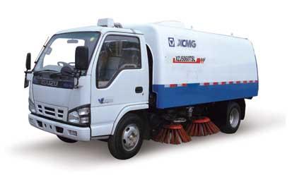 XZJ5060TSL扫路车