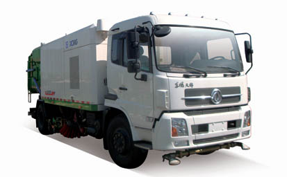 XZJ5160TXS型洗扫车