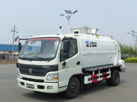 XZJ5080TCAA4餐厨垃圾车