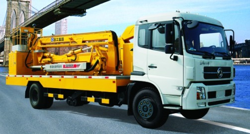 XZJ5130JQJ臂架式桥梁检测车