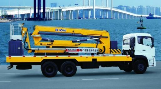 XZJ5230JQJ12臂架式桥梁检测车