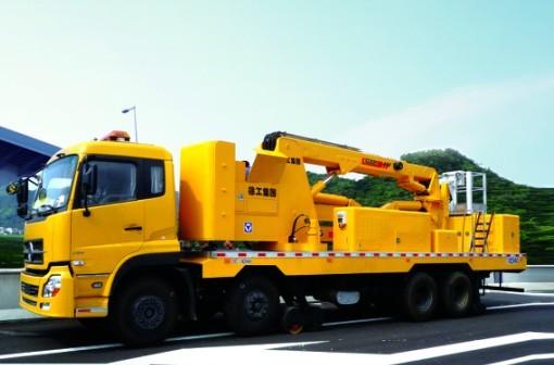 XZJ5316JQJ16 臂架式桥梁检测车