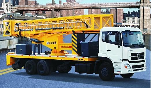 XZJ5250JQJ14 桁架式桥梁检测车