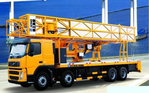 XZJ5312JQJ18 桁架式桥梁检测车