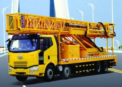 XZJ5315JQJ 桁架式桥梁检测车