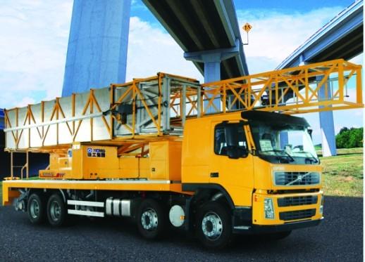 XZJ5320JQJ 桁架式桥梁检测车