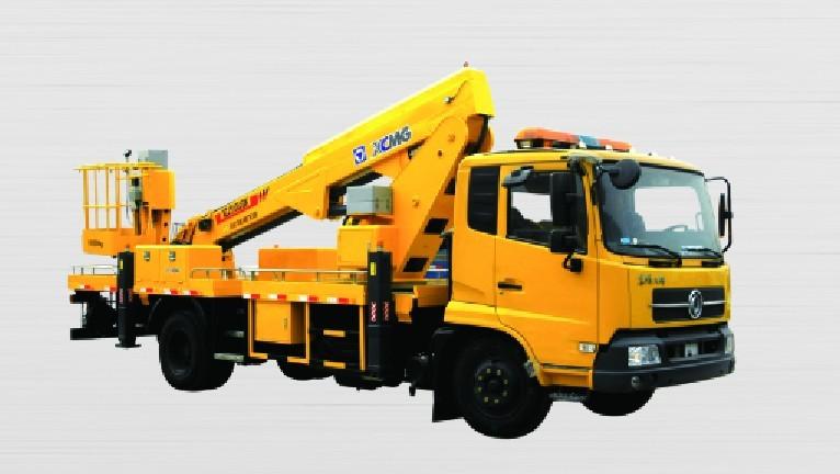 XZJ5100JGK 伸缩臂高空作业车