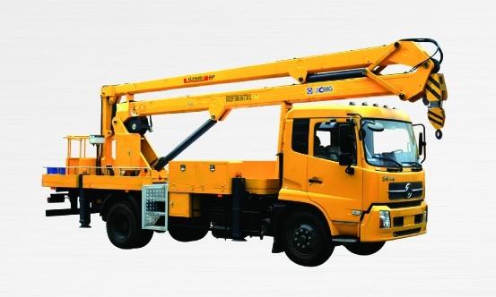 XZJ5110JGK 折叠臂高空作业车