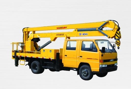 XZJ506OJGK 折叠臂高空作业车