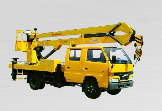 XZJ5064JGK 折叠臂高空作业车
