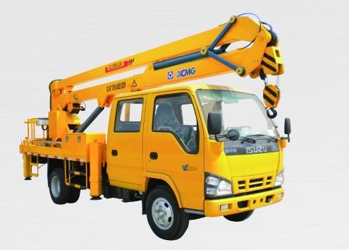 XZJ5068JGK 折叠臂高空作业车