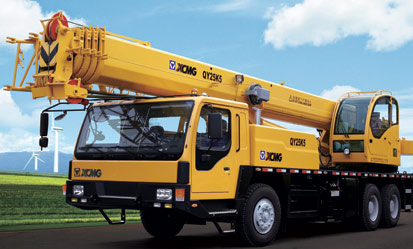 QY25K-II 汽车起重机