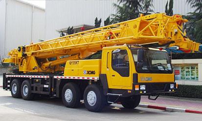 QY35KT(油田型)汽车起重机