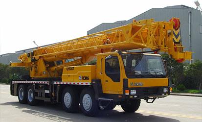 QY60KT(油田型)汽车起重机