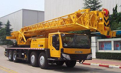 QY70KL(高寒型)汽车起重机