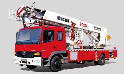 DG22A 登高平台消防车