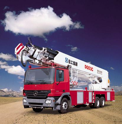 DG53C 登高平台消防车