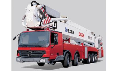 DG68 登高平台消防车