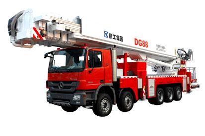 DG88 登高平台消防车