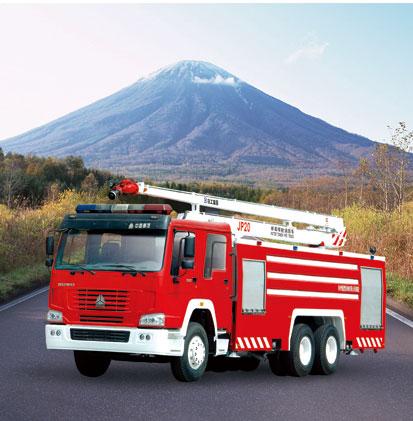 JP20 举高喷射消防车
