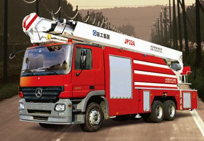 JP32A 举高喷射消防车