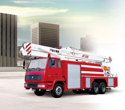 JP32B 举高喷射消防车
