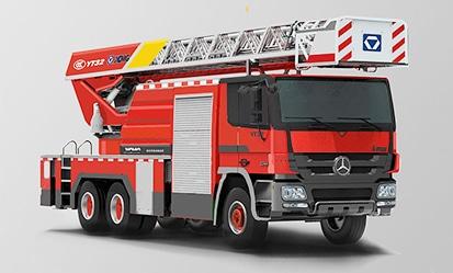 YT32 云梯消防车