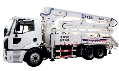 HB34K 泵车