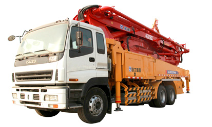 HB41K 泵车