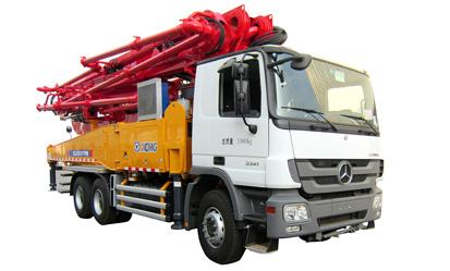 HB50K 泵车