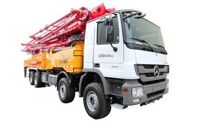 HB60K 泵车
