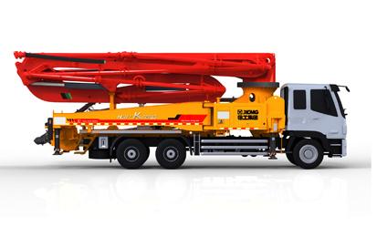 HB75K 泵车