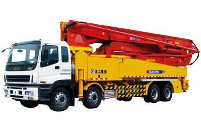 HB48AIII 泵车