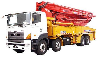 HB48B/C 泵车