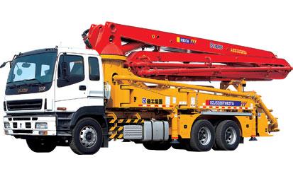HB37A-Ⅲ/B-Ⅲ 泵车