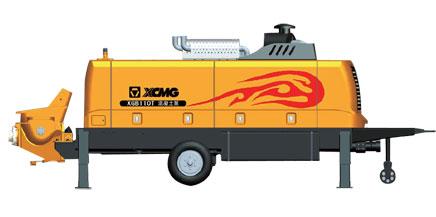XGB110T 拖泵