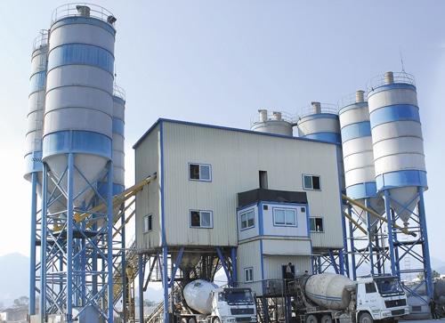 核电型混凝土搅拌站