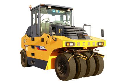 XP163 轮胎压路机